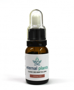 Classic CBD Hemp Oil 2000mg by Eternal Plants
