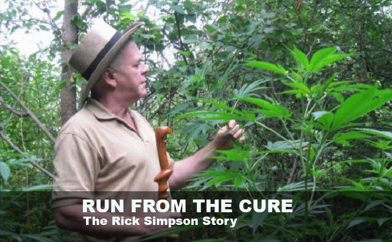 Run From The Cure -The Rick Simpson Story