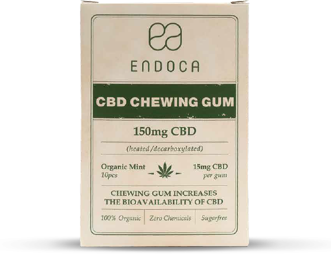 hemp cbd oil chewing gum