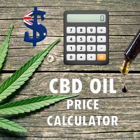 CBD Oil Price calculator